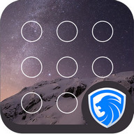 AppLock Theme - Apple