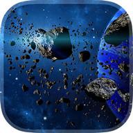 Tiểu hành tinh Hình Nền Động