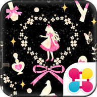 Girly Theme Beautiful Alice