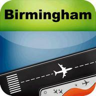 Birmingham Airport (BHX) Radar Flight Tracker