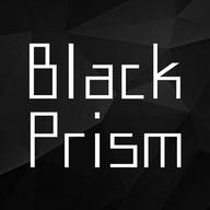Black Prism Atom Theme