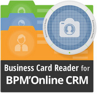 Business Card Reader for bpm'online CRM