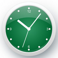 Clock Live Wallpaper lite
