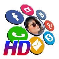 HD Contact Widgets (Free)