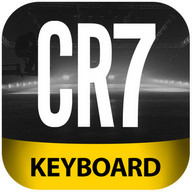 Cristiano Ronaldo Official Keyboard - Do you want to have Cristiano Ronaldo on your keyboard?