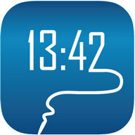 DrawTime - Draw a Clock Widget