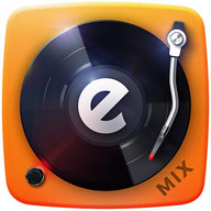 Edjing DJ Turntable - A DJ station on your smartphone