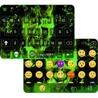Hell Fire Emoji iKeyboard ?