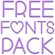 Free Fonts Pack 17