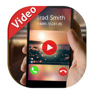 Full Screen Video Caller ID