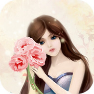 Gentle Girl Live Wallpaper