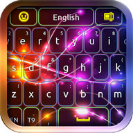Keyboard Electric Color