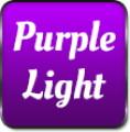 GO Keyboard Purple Light Theme