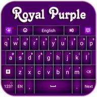 Clavier violet