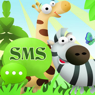 Animals Theme GO SMS Pro