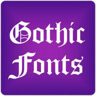 Gothic 2 para FlipFont® gratis