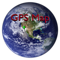 GPS Map - Keep track of your own movements on a map