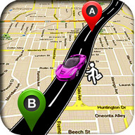 GPS Route Finder - Maps, Navigation & Traffic