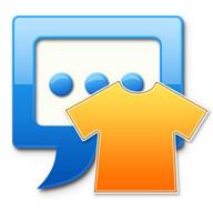 Handcent SMS Skin(ChineseNewYear2011)