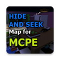 Hide and seek map for MCPE