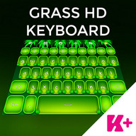 Keyboard Grass HD