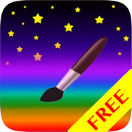 Kids Paint Free - Easy painting and coloring for kids