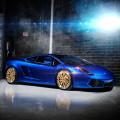 Lamborghini - Grab a Lamborghini and give it a new paint job