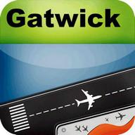 London Gatwick Airport (LGW) Radar Flight Tracker
