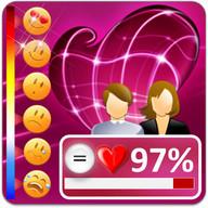 Calculadora do Amor Love Test