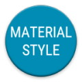 Material Style Widget Pack