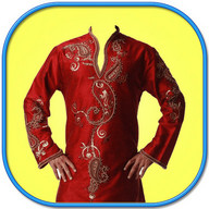 Men Salwar Photo Suit