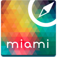 Miami Offline Map & Guide