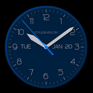 Modern Clock for Android-7