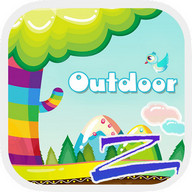 Outdoor Theme - ZERO Launcher