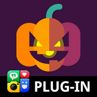 Halloween - Photo Grid Plugin