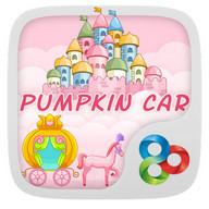 Pumpkin Car GO LauncherTheme