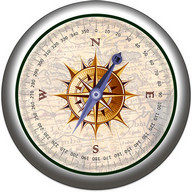 Qibla Direction Compass