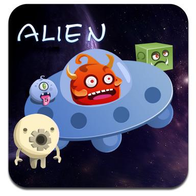 Alien GO LauncherEX Theme