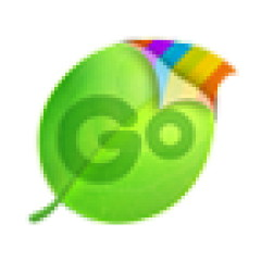 GO Keyboard Painting theme
