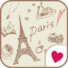 milky paris[Homee ThemePack]