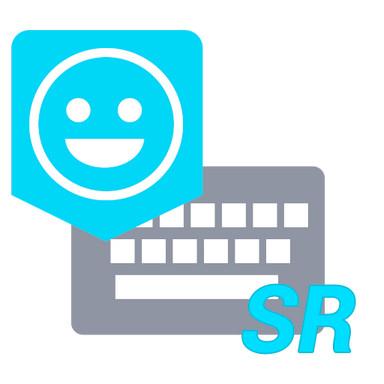 Serbian Dictionary - Emoji Keyboard