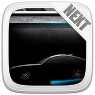 Next Launcher Theme SmartCar