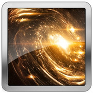 Spiral Galaxy Live Wallpaper