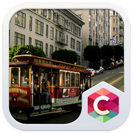 Street Car City Theme HD