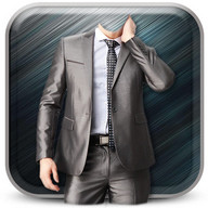 Stylish Man Suit Photo Editor