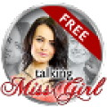 Talking Miss Girl Free