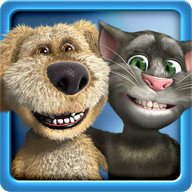 Talking Tom and Ben News Free - Tom and Ben on the evening news