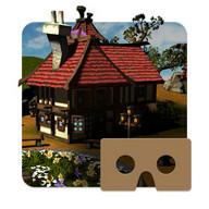Village for Google Cardboard
