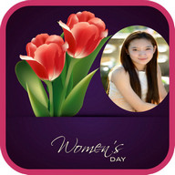 Womens Day Photo Frames