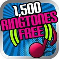 1500 Free Ringtones